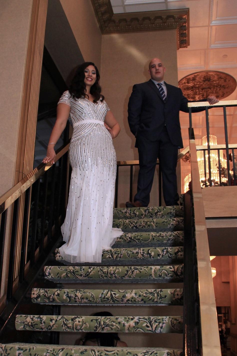 weddingengagementparty_theforge_brideandgroom
