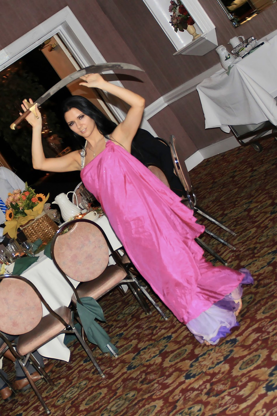 weddingengagementparty_bellydancer
