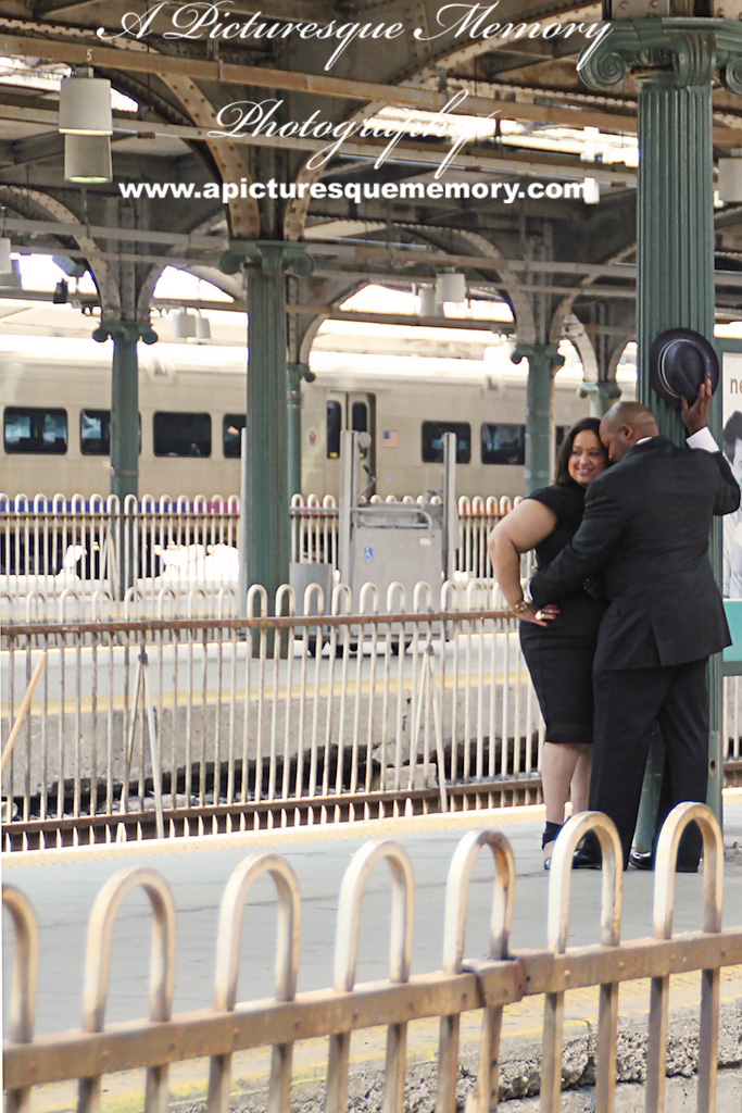 #weddings #apicturesquememoryphotography #engagement #bridetobe #groomtobe #weddingphotography #njwedding #engagementphoto #weddingphoto #hobokenterminal