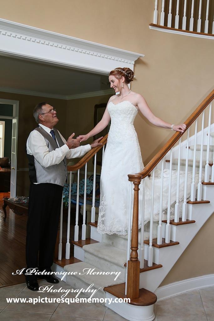 #bride, #firstlook, #justmarried, #njwedding, #apicturesquememoryphotography, #weddingphotography, #weddings