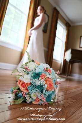 #bride, #bridalbouquet, #justmarried, #njwedding, #apicturesquememoryphotography, #weddingphotography, #weddings
