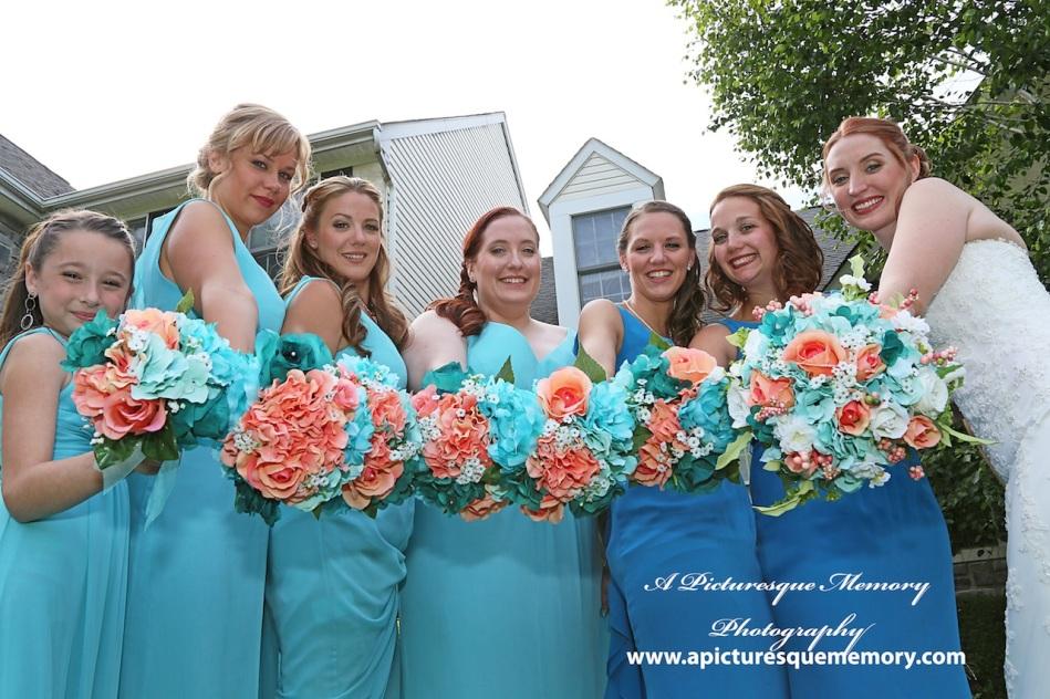 #bride, #bridesmaid, #justmarried, #njwedding, #apicturesquememoryphotography, #weddingphotography, #weddings