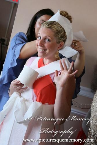 #weddings, #bridalshower, #nywedding, # bridalshowerphotos, #apicturesquememoryphotography, #nyweddingphotographer, #bridalshowergames, #toiletpaperdress, #mansiongrand