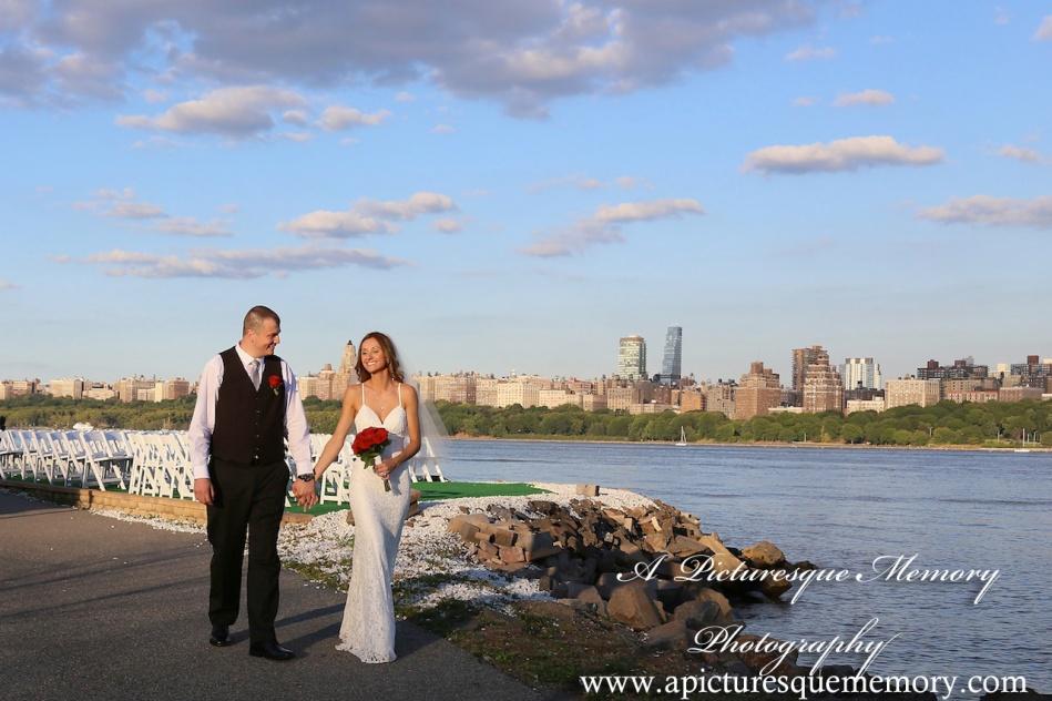 #brideandgroom, #justmarried, #njwedding, #apicturesquememoryphotography, #weddingphotography, #weddings, #watersiderestaurant, #northbergennj