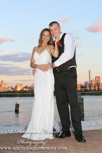 #brideandgroom, #justmarried, #njwedding, #apicturesquememoryphotography, #weddingphotography, #weddings, #watersiderestaurant, #northbergennj, #love