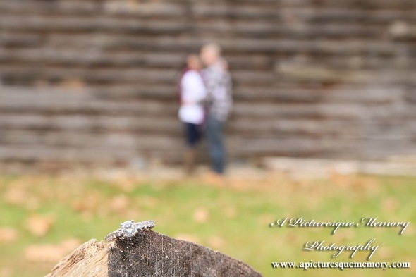 #weddingphotographer, #engagement, #engagementpictures, #engaged, #justengaged, #bridetobe, #groomtobe, #engagementring, #rusticengagement, #apicturesquememoryphotography, #allairestatepark