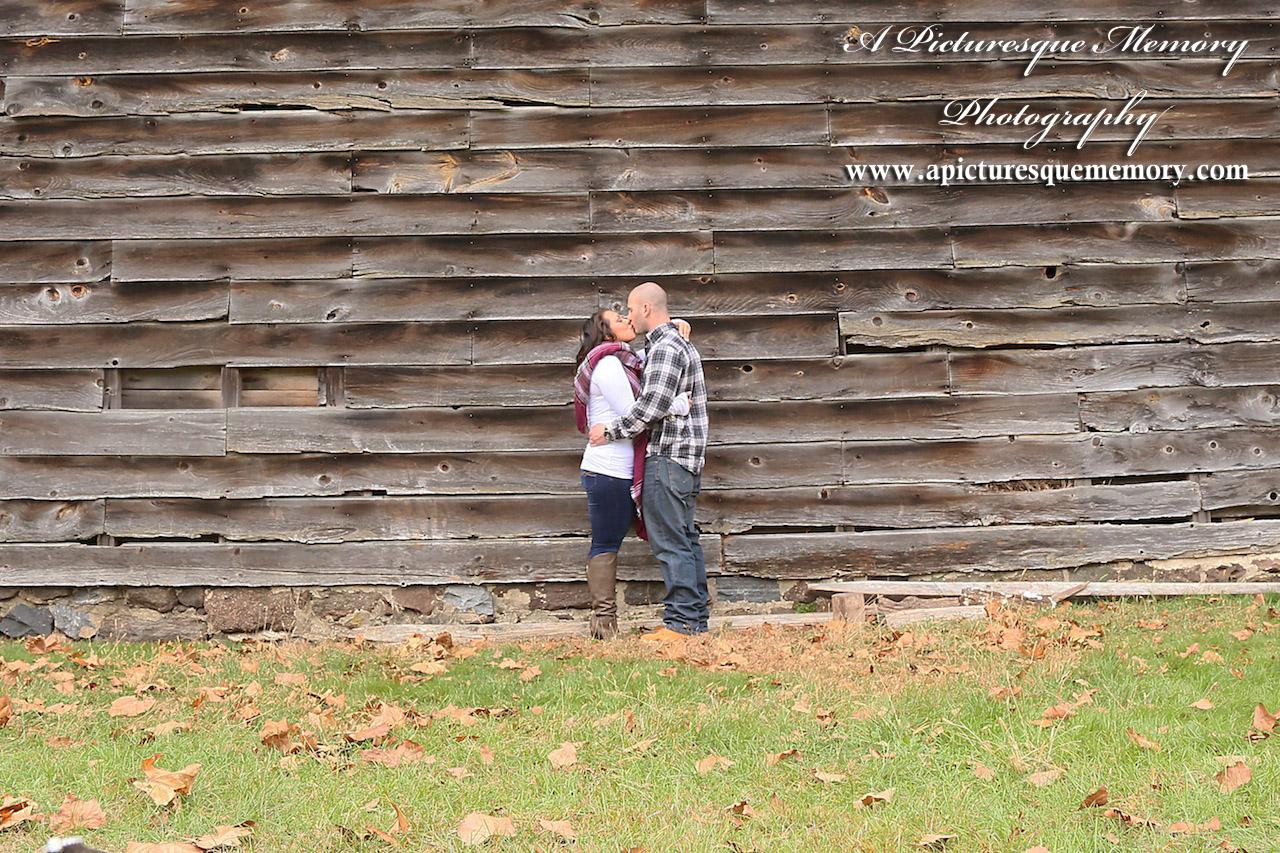 #weddingphotographer, #engagement, #engagementpictures, #engaged, #justengaged, #bridetobe, #groomtobe, #rusticengagement, #barnengagement, #apicturesquememoryphotography, #allairestatepark