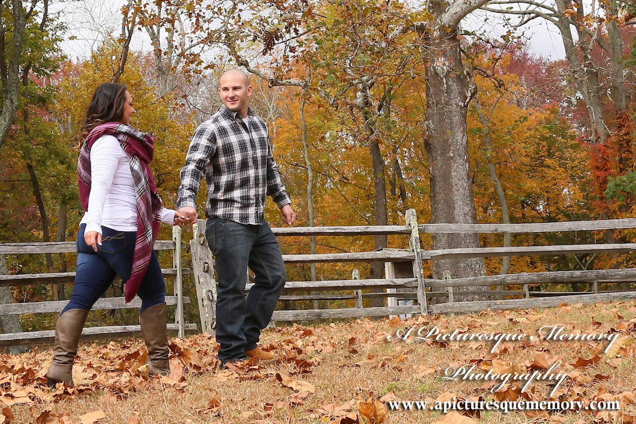#weddingphotographer, #engagement, #engagementpictures, #engaged, #justengaged, #bridetobe, #groomtobe, #rusticengagementphotosession, #apicturesquememoryphotography, #allairestatepark