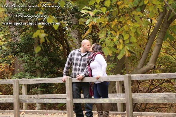 #weddingphotographer, #engagement, #engagementpictures, #engaged, #justengaged, #bridetobe, #groomtobe, #rusticengagementphotos, #apicturesquememoryphotography, #allairestatepark, #kissonthebridge