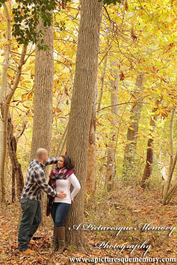 #weddingphotographer, #engagement, #engagementpictures, #engaged, #justengaged, #bridetobe, #groomtobe, #fallfoliage, #rusticengagementphotos, #apicturesquememoryphotography, #allairestatepark