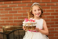 #njwedding, #flowergirl, #weddingphotos, #flowerbasket, #pomptonlakesnjwedding