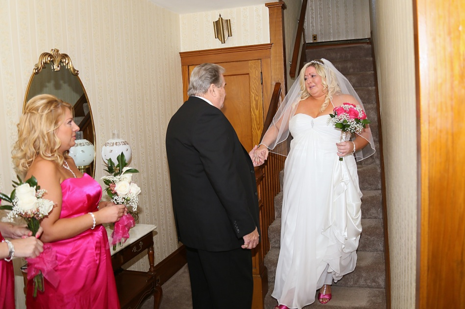 #bridetobe, #njwedding, #apicturesquememoryphotography, #weddings, #pomptonlakesnjwedding, #njweddingphotographer, #fatherofthebridefirstlook