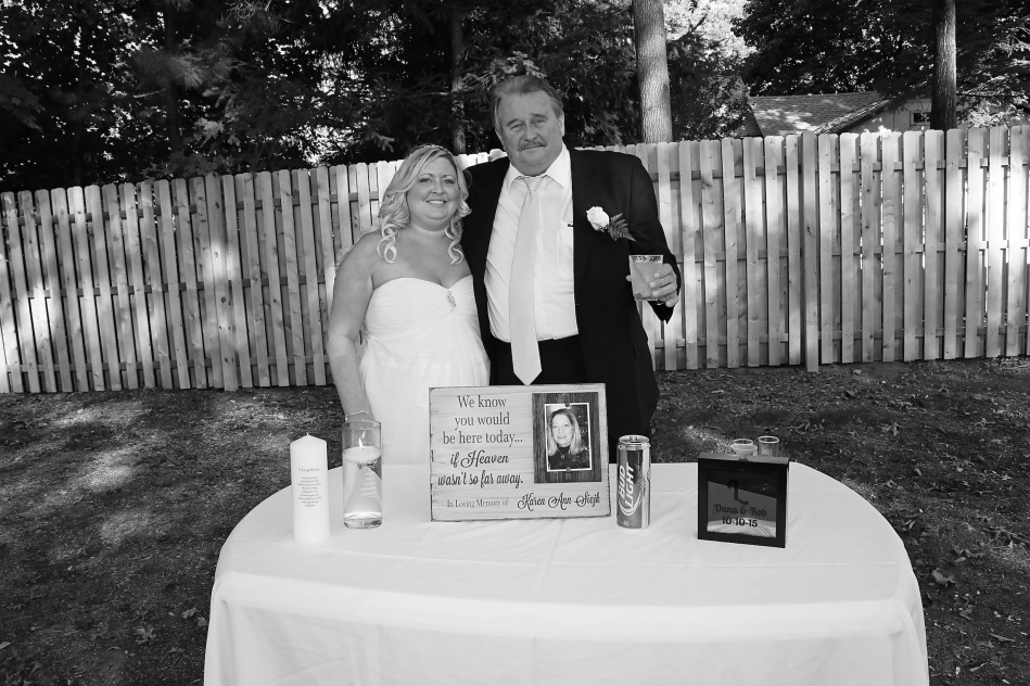 #njwedding, #backyardwedding, #bride, #njweddingphotography, #memorialplaque