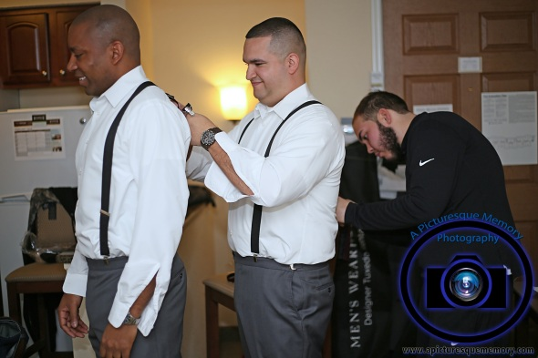#njwedding, #njweddingphotography, #northbrunswickweddingphotographer#weddingphotos, #apicturesquememoryphotography, #staybridgesuitesweddingphotographer, #groomsmen, #greysuit