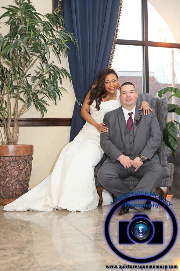 #njwedding, #njweddingphotography, #southbrunswickweddingphotographer#weddingphotos, #apicturesquememoryphotography, #pierresofsouthbrunswickweddingphotographer, #brideandgroom, #bridesdress, #greysuit