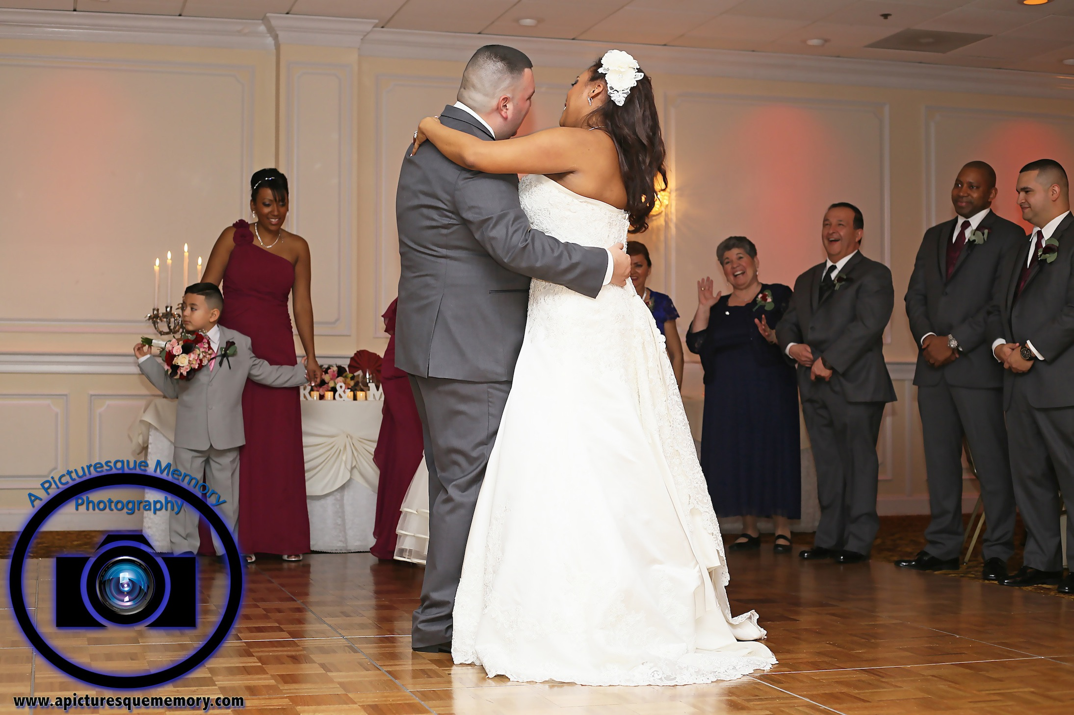 #njwedding, #njweddingphotography, #southbrunswickweddingphotographer#weddingphotos, #apicturesquememoryphotography, #pierresofsouthbrunswickweddingphotographer, #brideandgroomfirstdance