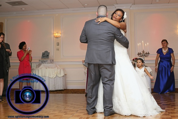#njwedding, #njweddingphotography, #southbrunswickweddingphotographer#weddingphotos, #apicturesquememoryphotography, #pierresofsouthbrunswickweddingphotographer, #brideandgroom, #firstdance