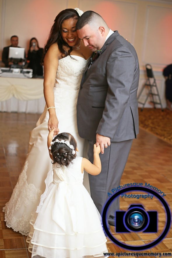 #njwedding, #njweddingphotography, #southbrunswickweddingphotographer#weddingphotos, #apicturesquememoryphotography, #pierresofsouthbrunswickweddingphotographer, #brideandgroomdancingwithdaughter