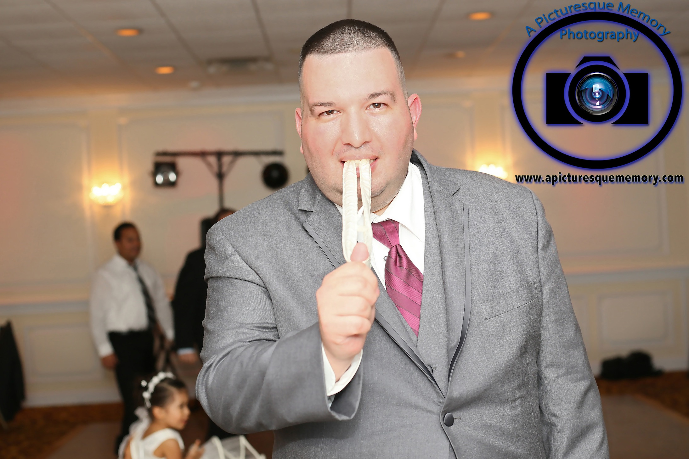 #njwedding, #njweddingphotography, #southbrunswickweddingphotographer#weddingphotos, #apicturesquememoryphotography, #pierresofsouthbrunswickweddingphotographer, #gartertoss, #groom