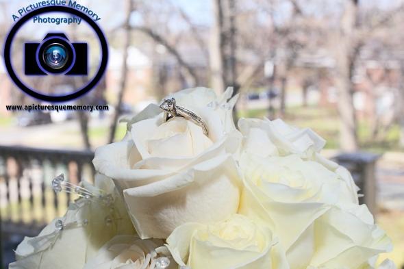 #oaksidebloomfieldculturalcenterwedding, #engagementring, #bridesbouquet, #apicturesquememoryphotography, #njweddingphotographer, #weddingphotos