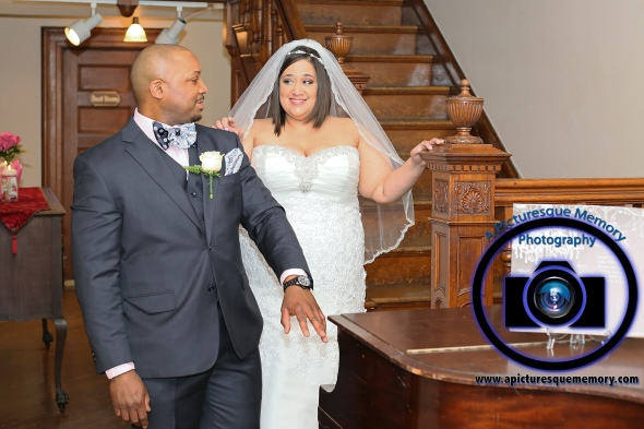 #njwedding, #njweddingphotography, #bloomfieldphotographer, #apicturesquememoryphotography, #oaksidemansionwedding, #oaksidebloomfieldculturalcenter, #weddingphotos, #brideandgroomfirstlook, #firstlookonstairs