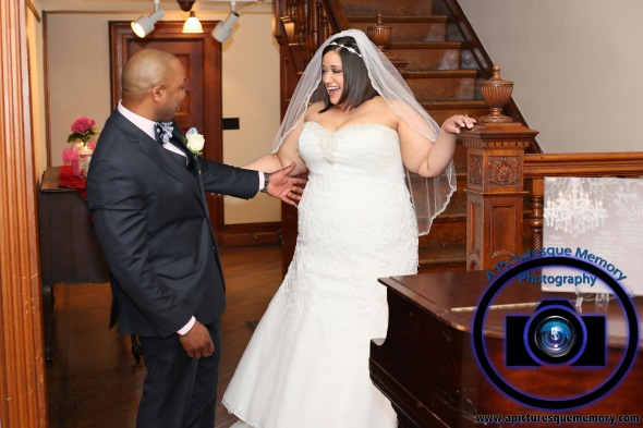 #njwedding, #njweddingphotography, #bloomfieldphotographer, #apicturesquememoryphotography, #oaksidemansionwedding, #oaksidebloomfieldculturalcenter, #weddingphotos, #bloomfieldnj, #brideandgroomfirstlook