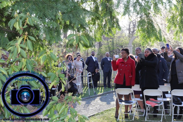 #njwedding, #njweddingphotography, #bloomfieldphotographer, #apicturesquememoryphotography, #oaksidemansionwedding, #oaksidebloomfieldculturalcenter, #weddingphotos, #processional, #outsideceremony