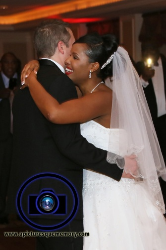 first dance at bridgewater manor wedding photos by NJ wedding photographer apicturesquememoryphotography