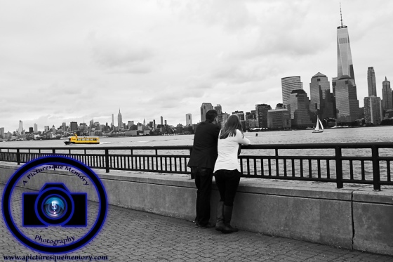 #engagementphotos #njphotographer #bridetobe #weddingphotographer #engagementphotography #apicturesquememoryphotography #weddinginspiration #engagement #njwedding #njbride #libertystatepark #libertystateparkengagementphotos #jerseycity #jerseycityengagementphotos #nycskyline #engaged #gettingmarried #nycphotographer #watertaxi