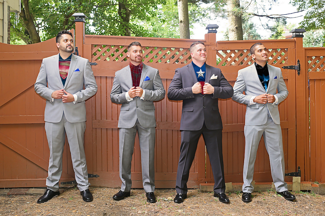 weddingphotographer, sterlingballroomwedding, njweddingphotography, njweddingphotographer, nyweddingphotographer, weddingblogger, njweddingvenue, davidsbridal, superherowedding, superherogroomsmen